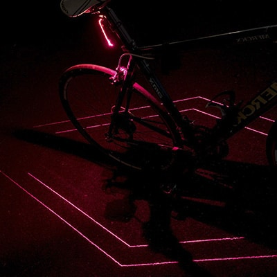 bike laser lights