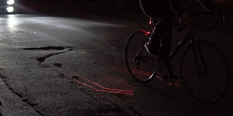 bicycle safety light